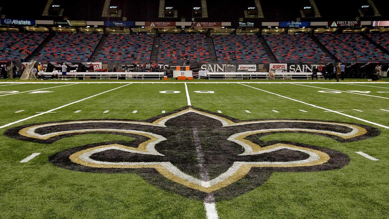 New Orleans Saints - Bildquelle: getty