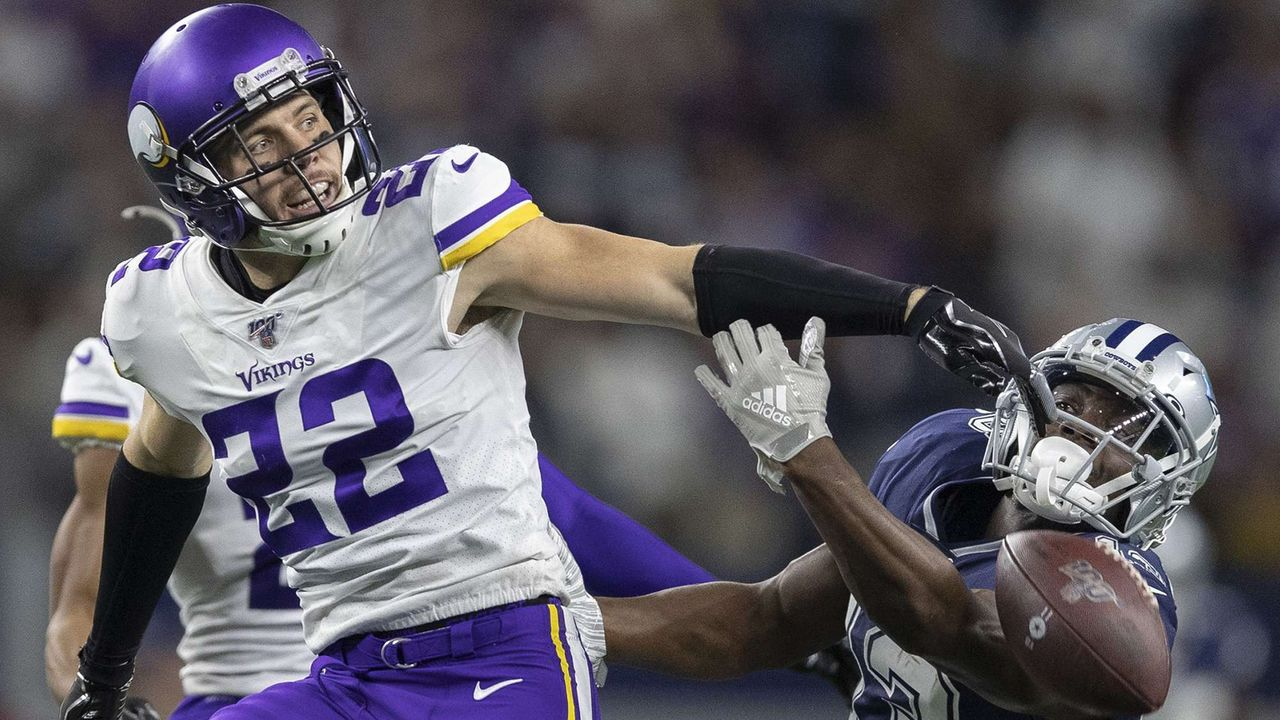 Platz 6: Harrison Smith (Minnesota Vikings) - Bildquelle: imago