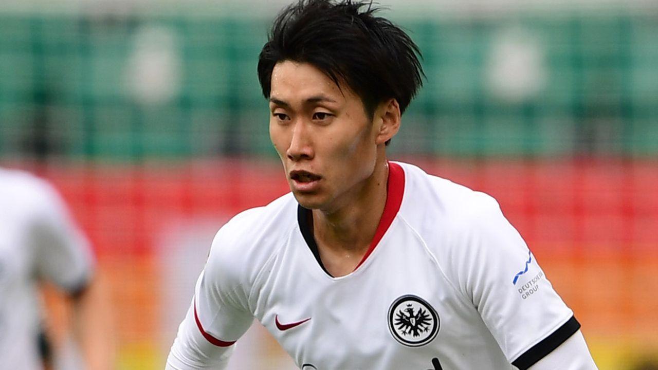 Eintracht Frankfurt: Daichi Kamada (66. Minute)