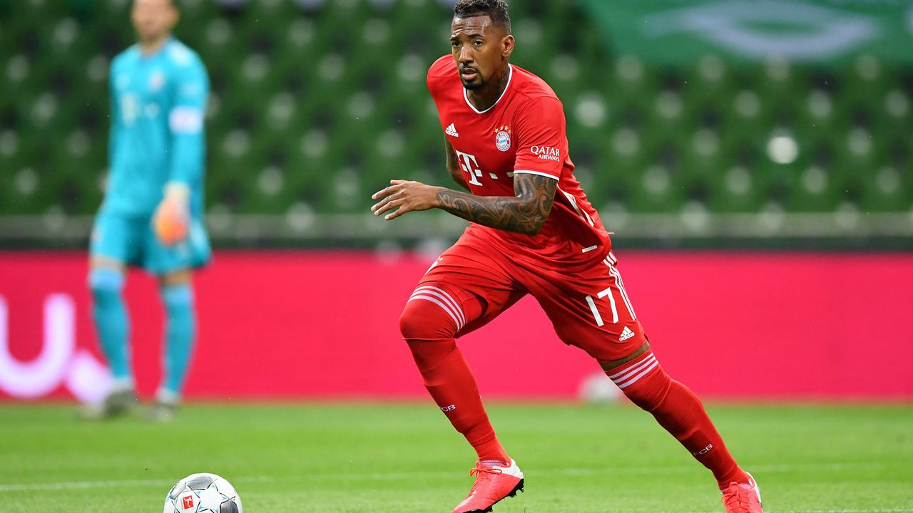 Jerome Boateng (32) - Bildquelle: 2020 Getty Images