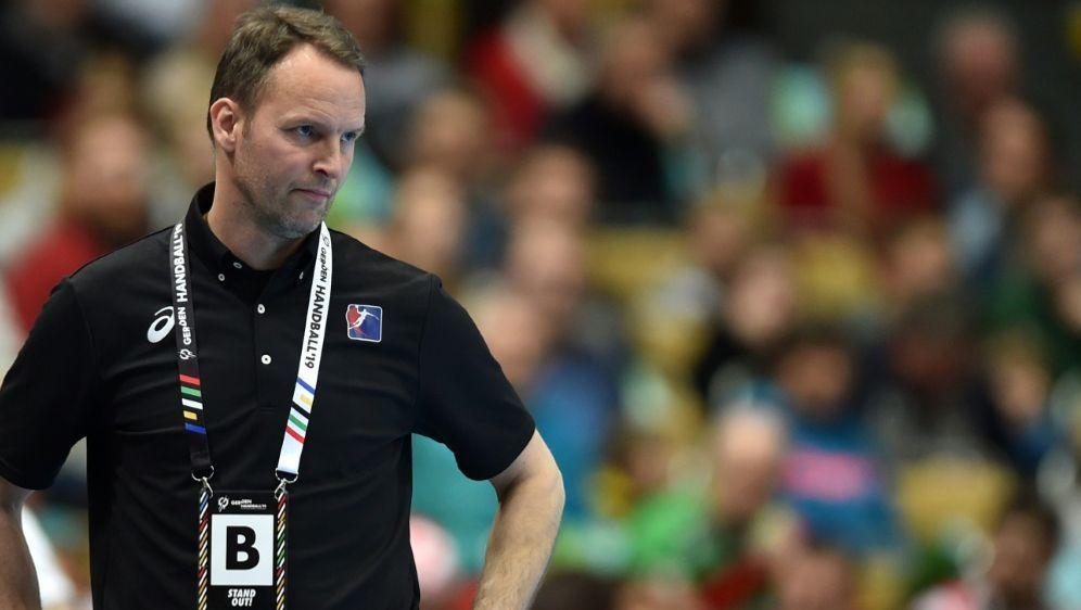 Sigurdsson verliert mit Japan auch das fünfte Spiel - Bildquelle: AFPSIDCHRISTOF STACHE
