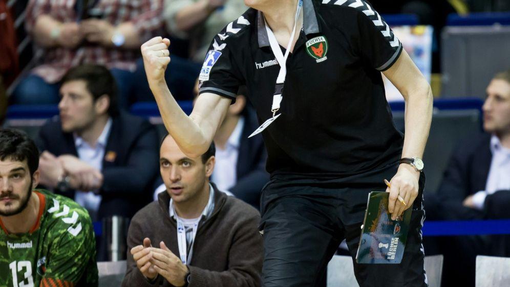 Volker Zerbe ist Sportkoordinator der Füchse Berlin - Bildquelle: PIXATHLONPIXATHLONSID