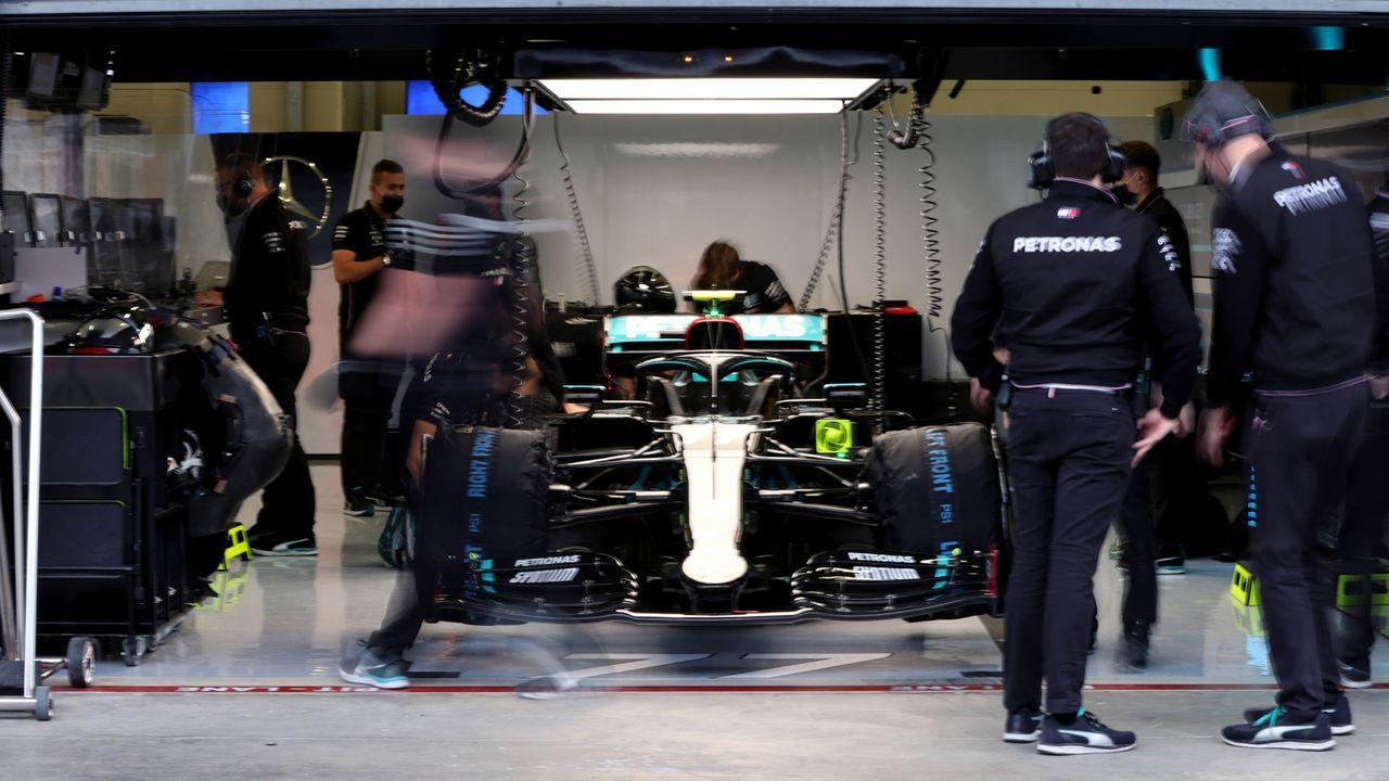 Budget (Formel 1) - Bildquelle: HOCH ZWEI/Pool/Steve Etherington for Mercedes-Benz Grand Prix Ltd.