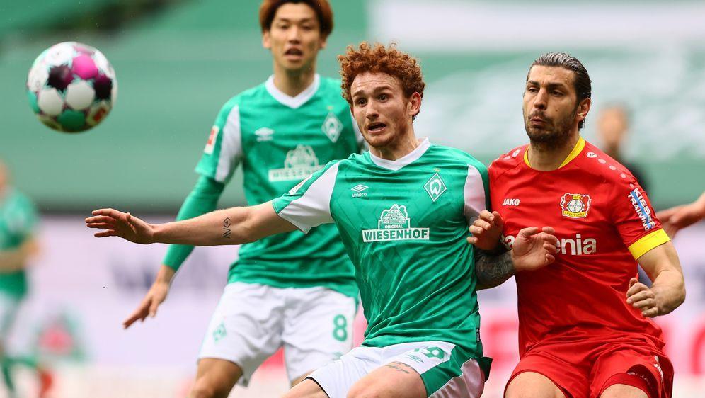 Werder erkämpft sich Punkt gegen Leverkusen - Bildquelle: Getty Images