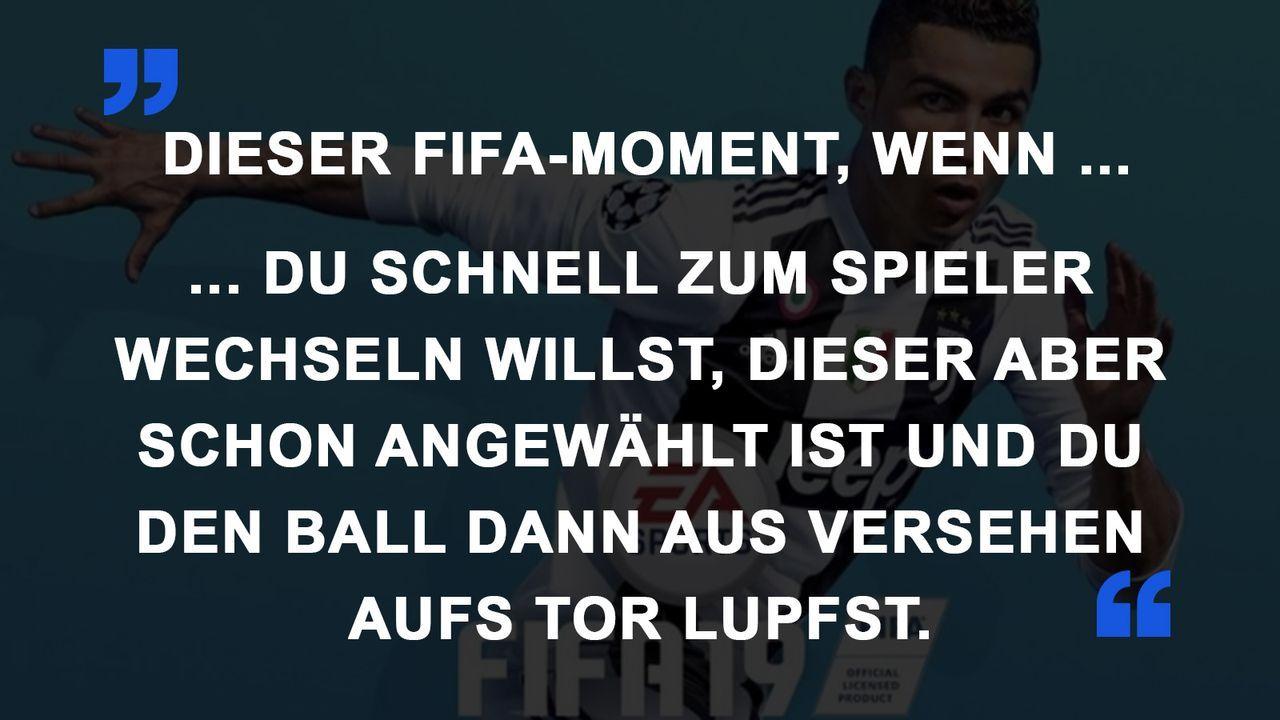 FIFA Momente Lupfer