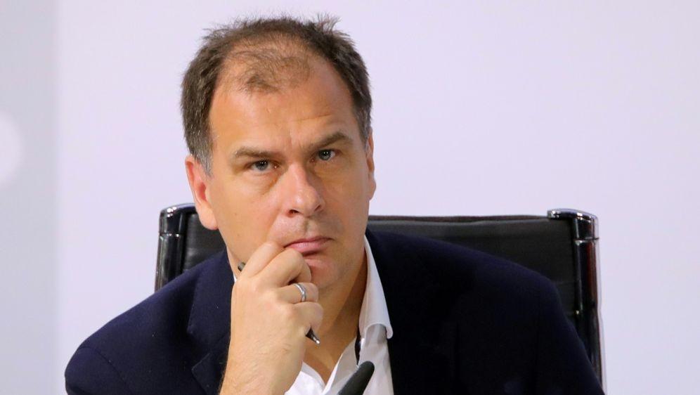 Geschäftsführer von Werder Bremen, Klaus Filbry - Bildquelle: PIXATHLONPIXATHLONSID