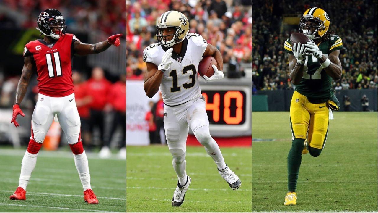Jones, Thomas und Co.: Das sind die Nummer-Eins-Receiver der NFL 2020 - Bildquelle: getty