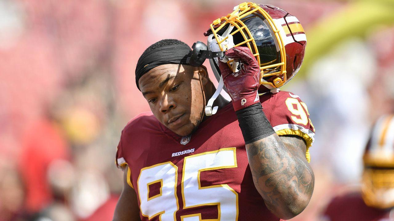 Pick 13: Daron Payne (Defensive Tackle, Washington Redskins) - Bildquelle: imago/Icon SMI