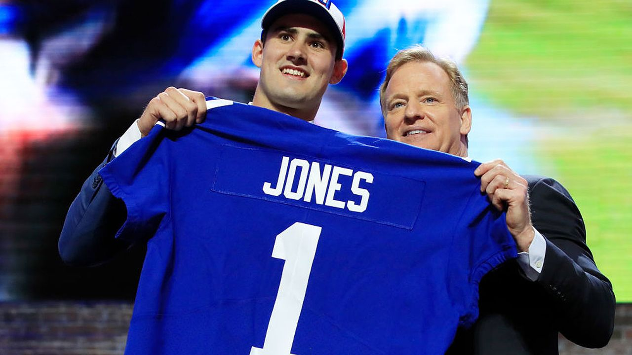 Die Draft Picks der New York Giants (10) - Bildquelle: 2019 Getty Images