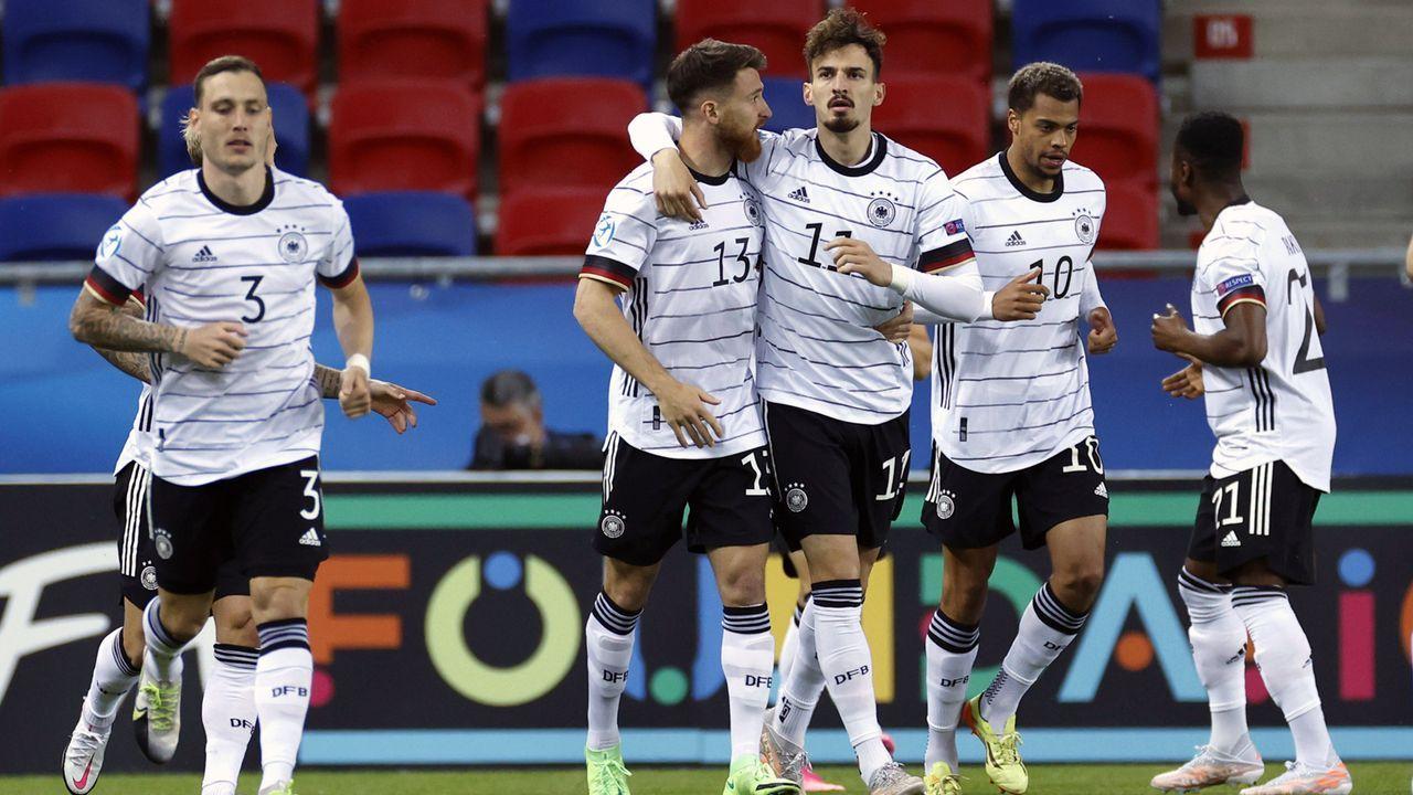 Einzelkritik zur Deutschen U21 im EM-Halbfinale gegen die Niederlande - Bildquelle: Imago