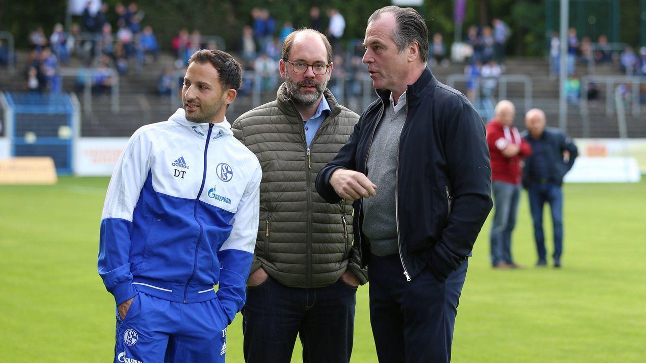 FC Schalke 04 - Bildquelle: imago/Team 2