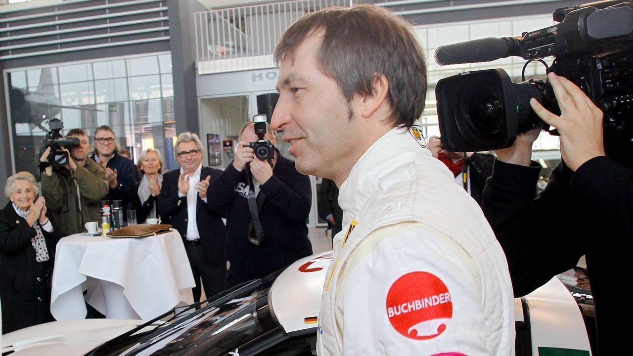 Heinz-Harald Frentzen (157 Formel-1-Rennen) - Bildquelle: imago sportfotodienst