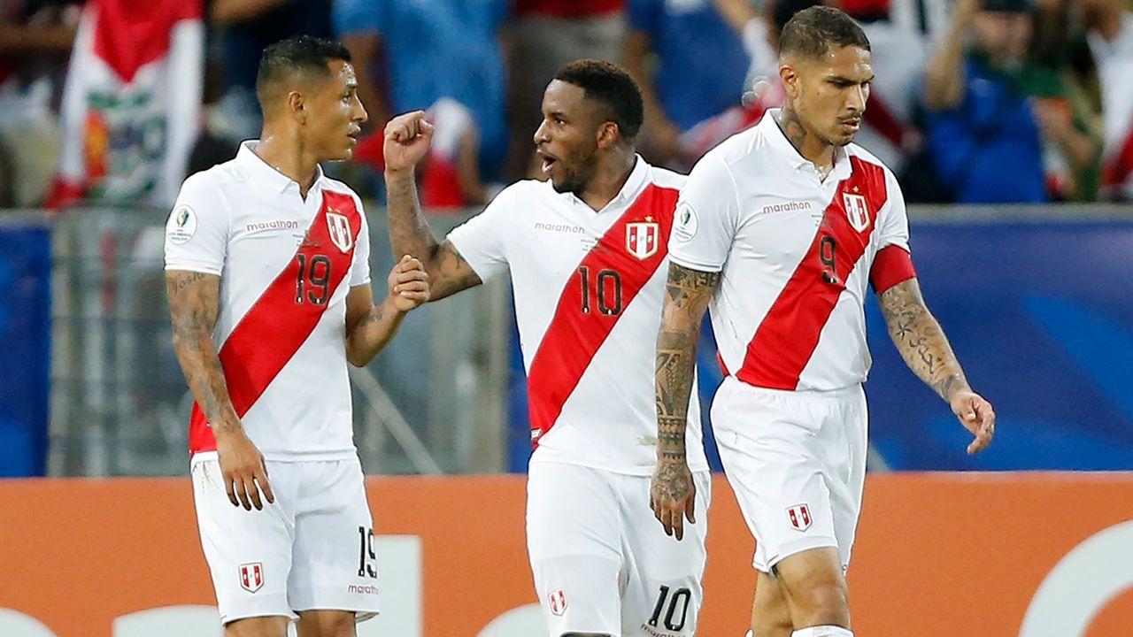 Platz 7: Peru - Bildquelle: 2019 Getty Images