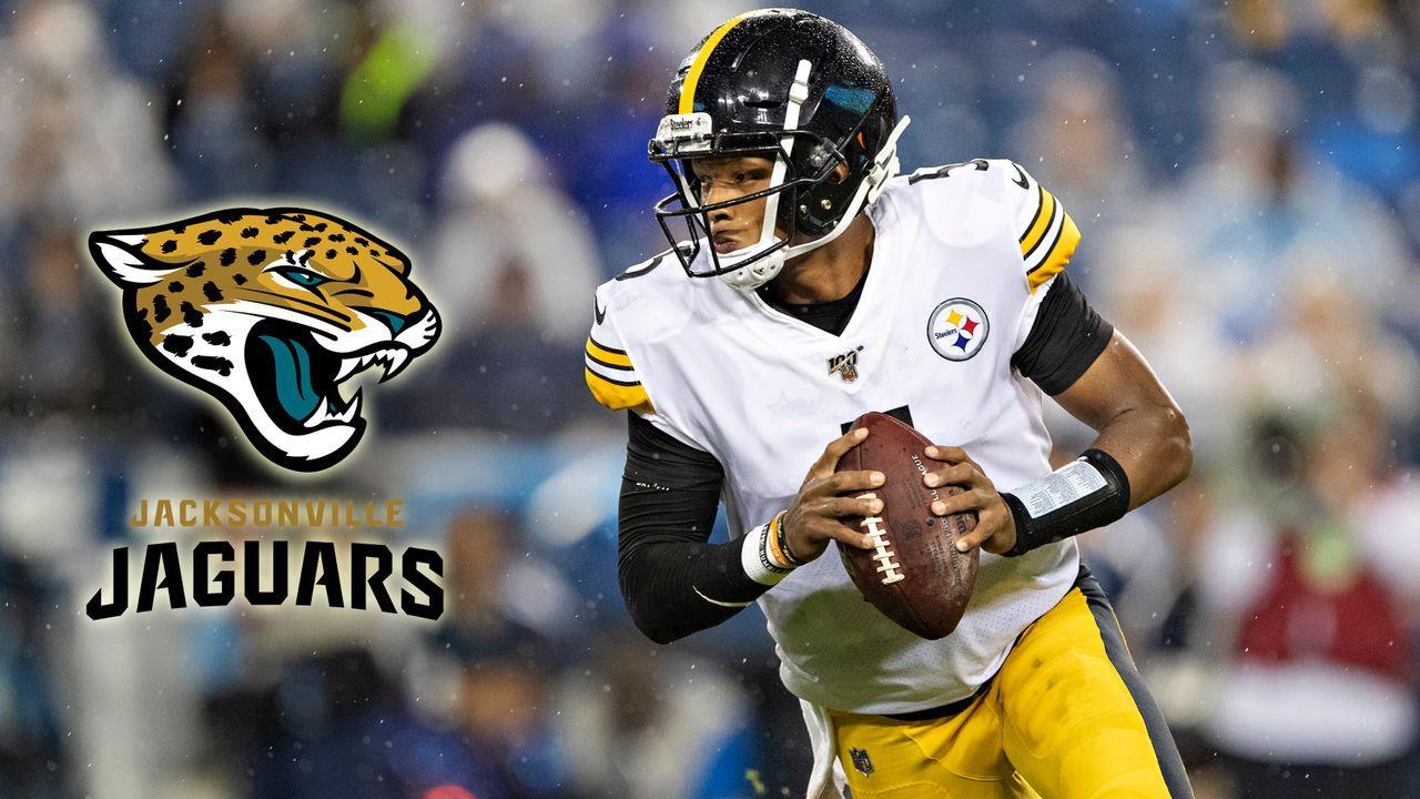 Joshua Dobbs (Jacksonville Jaguars)  - Bildquelle: Getty