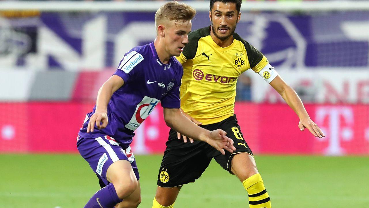 Bundesliga: Niels Hahn (Austria Wien/Österreich) - Bildquelle: imago/Thomas Bielefeld