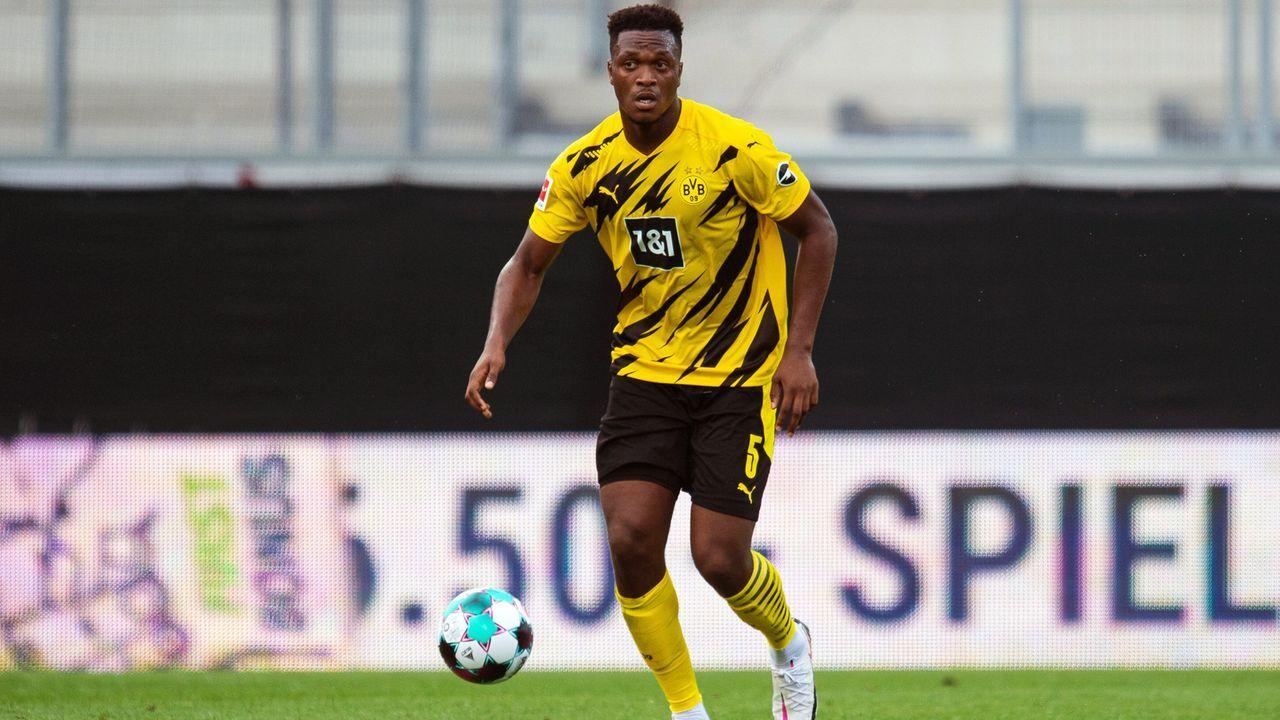 Dan-Axel Zagadou (heute Borussia Dortmund) - Bildquelle: imago images/Kirchner-Media