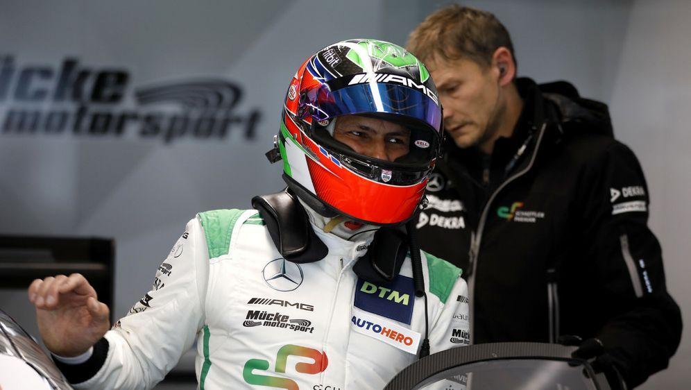 Paffett wird an den ersten zwei DTM-Wochenenden nicht im Mercedes sitzen. - Bildquelle: Motorsport Images