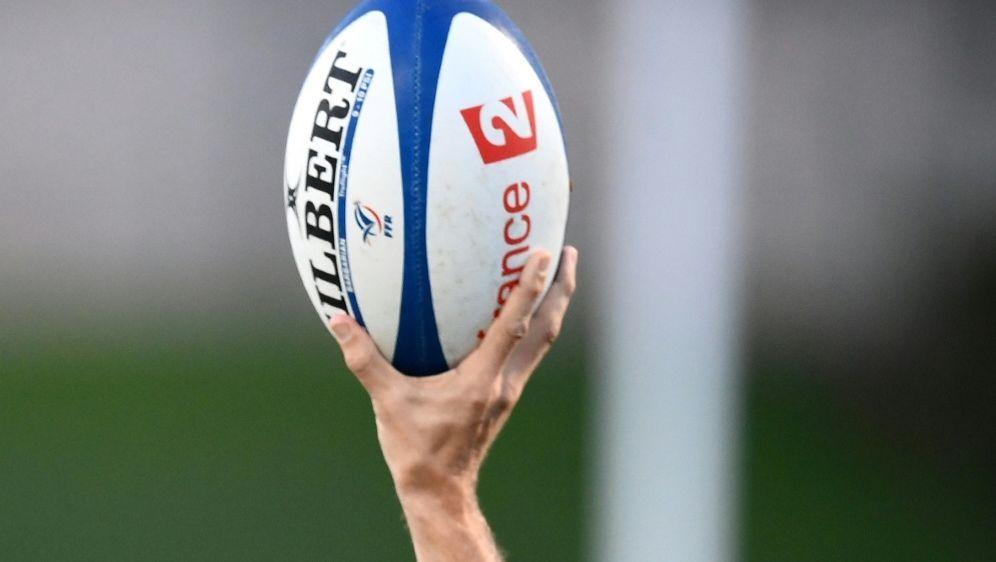 Rugby: Anton Segner gibt sein Debüt für Tasman Mako - Bildquelle: AFPSIDFRANCK FIFE