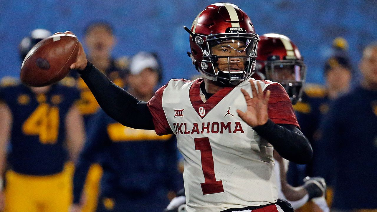 Kyler Murray (Oklahoma Sooners) - Bildquelle: 2018 Getty Images