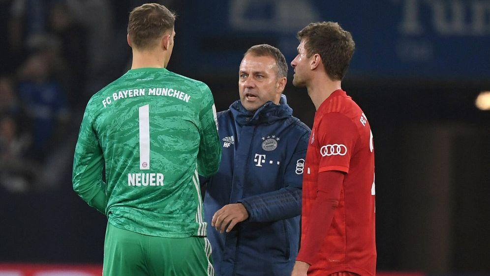 Hansi Flick führte den FC Bayern München in der Vorsaison zum Triple und ste... - Bildquelle: imago images/Team 2