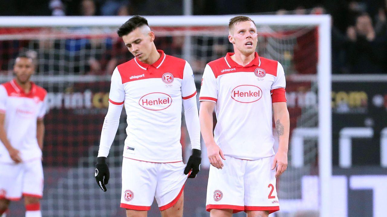 Platz 18 in der ewigen Tabelle: Fortuna Düsseldorf - Bildquelle: imago images/Laci Perenyi