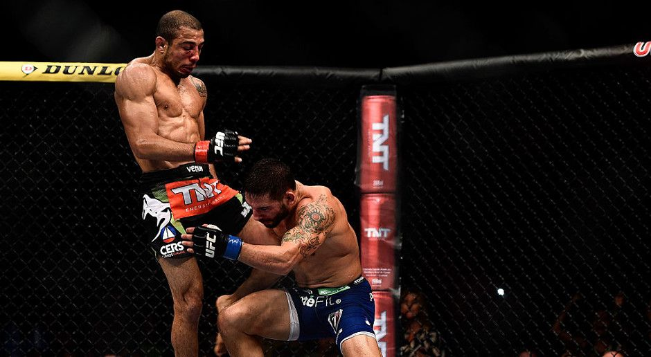 25. Oktober 2014: Aldo vs. Mendes 2 - Bildquelle: Getty Images