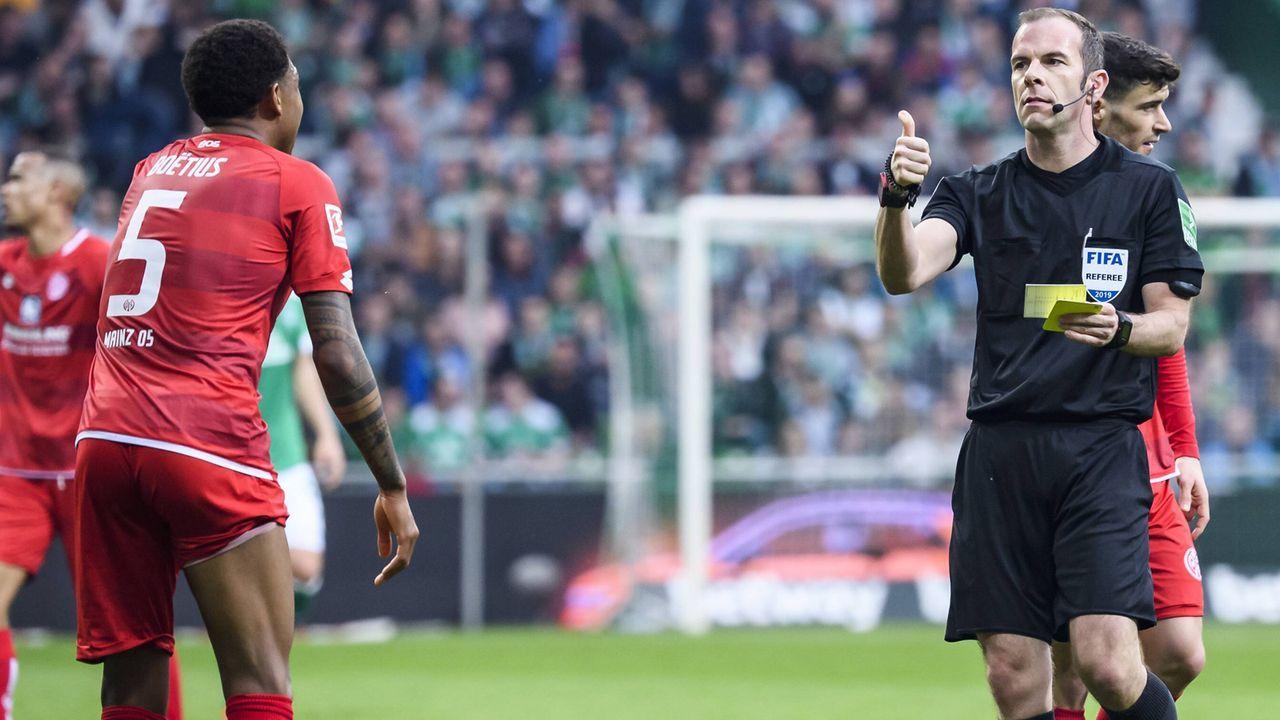 Platz 5 - 1. FSV Mainz 05 (51 Punkte) - Bildquelle: imago images / Jan Huebner