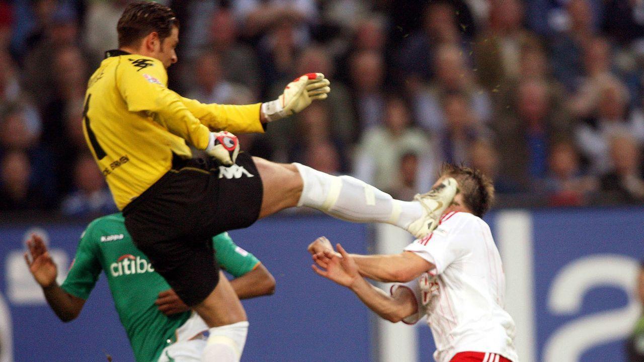 Kung-Fu-Wiese gegen Ivica Olic - Bildquelle: imago sportfotodienst