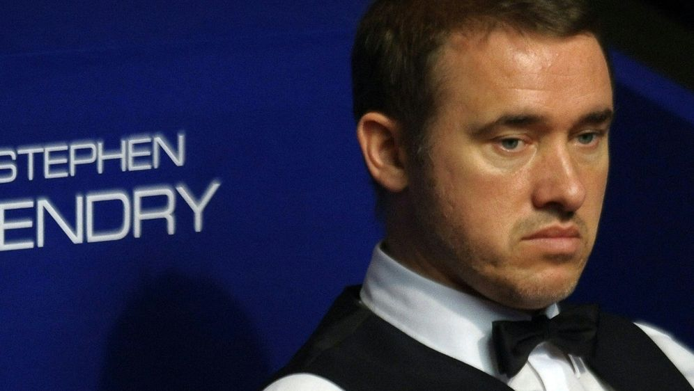 Stephen Hendry wird bei der Snooker-WM fehlen - Bildquelle: AFPSIDPAUL ELLIS