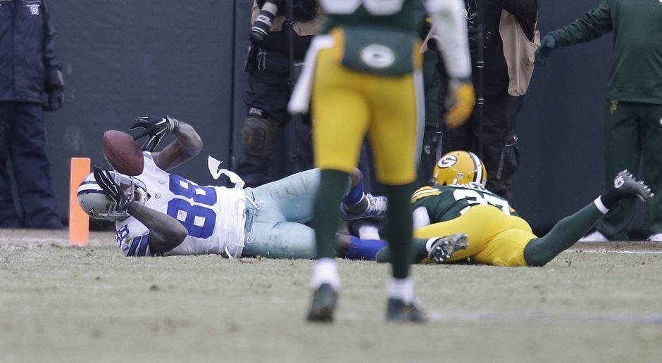 """Dez Bryant """"No Catch"""" - Bildquelle: imago/UPI Photo"""