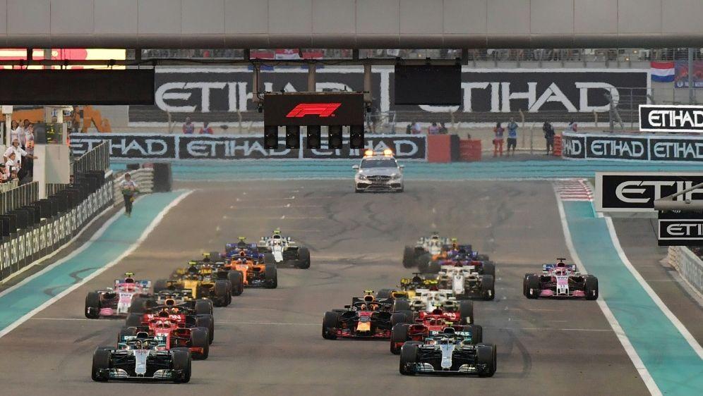 Die Formel 1 ist wohl wieder bei Sky zu sehen - Bildquelle: AFPSIDANDREJ ISAKOVIC