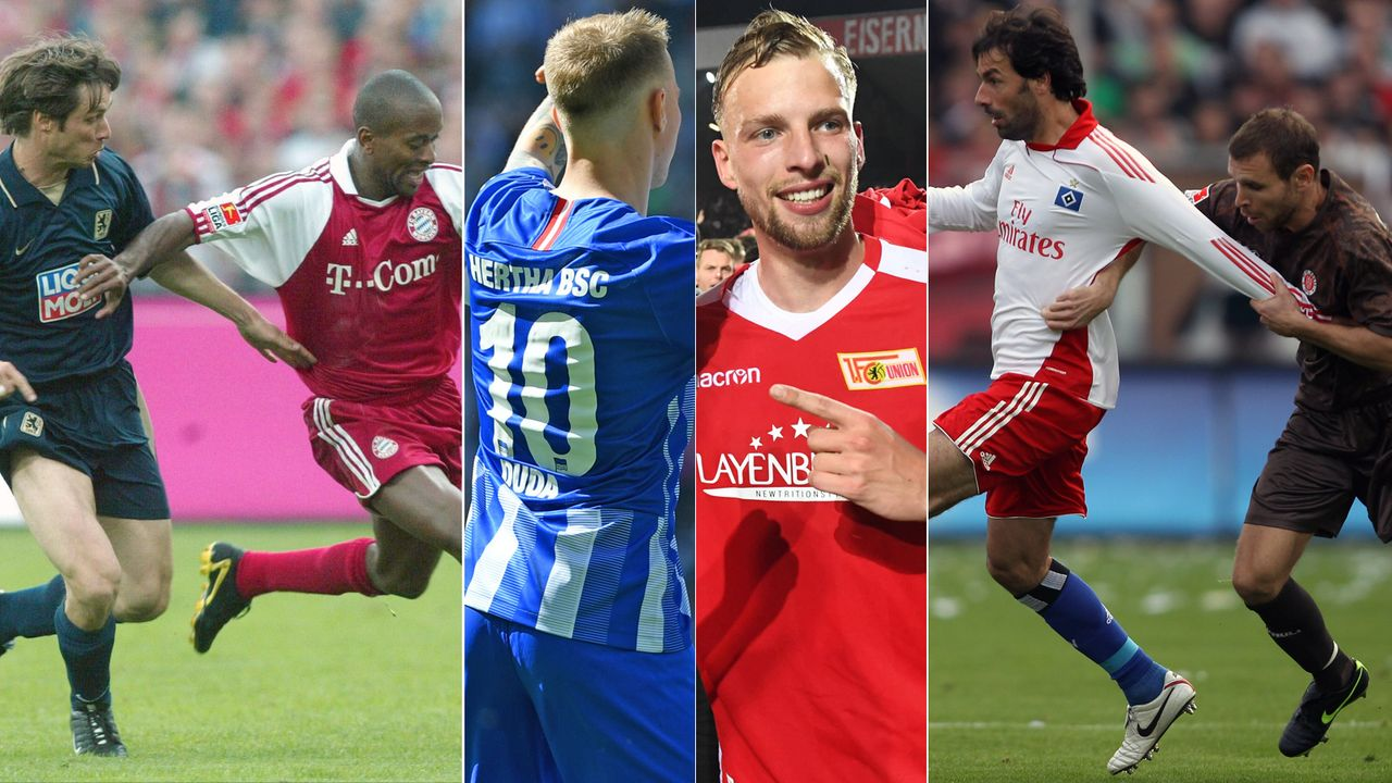 Nach Unions Aufstieg: In diesen Städten spielten zwei Klubs gleichzeitig in der Bundesliga - Bildquelle: Getty Images/Imago