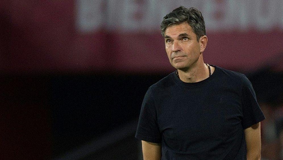 Nach neun Spieltagen entlassen: Mauricio Pellegrino - Bildquelle: AFPSIDJORGE GUERRERO