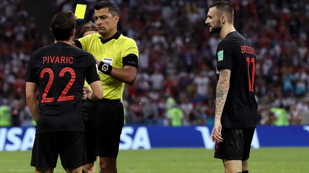 Kroatien in fünf WM-Statistiken vorn - Bildquelle: 2018 Getty Images