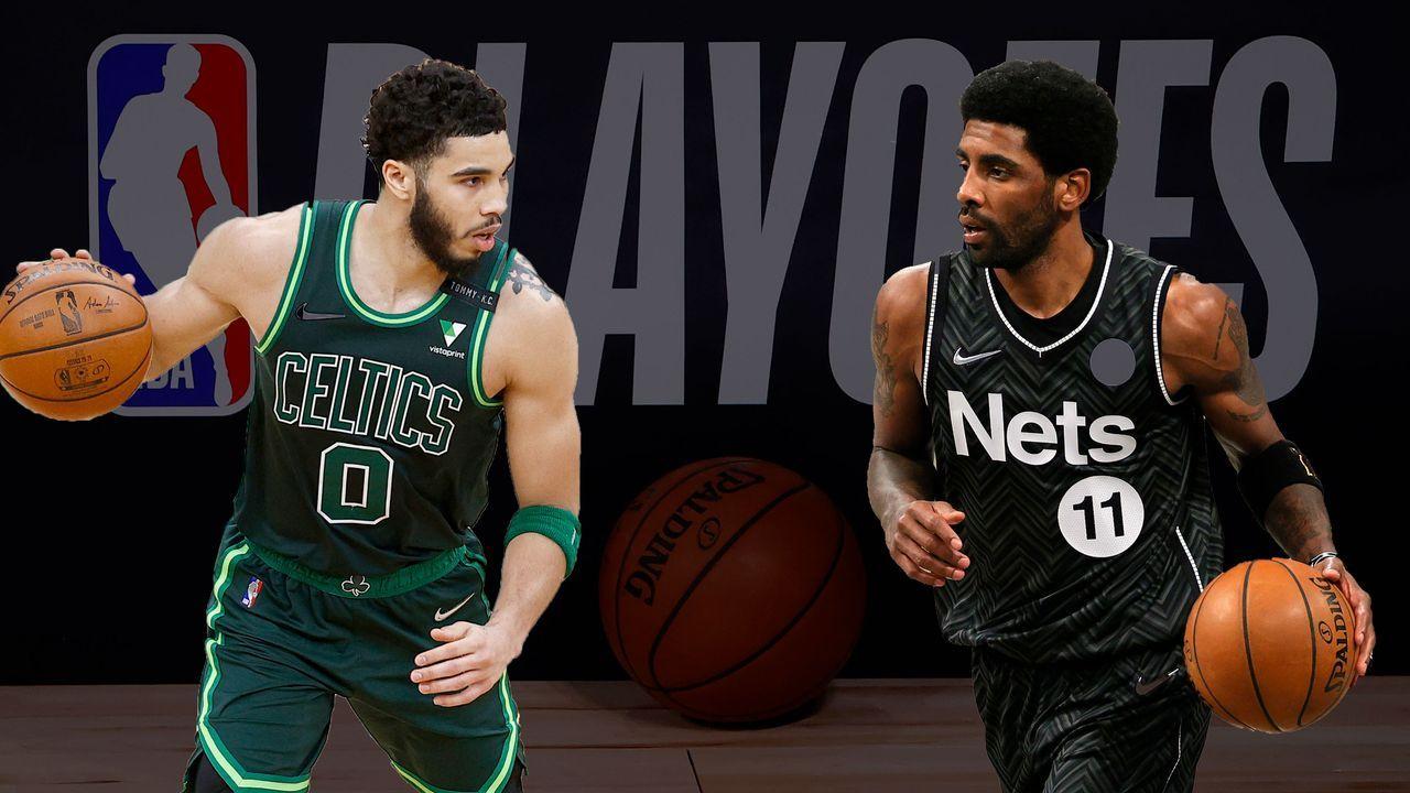 Boston Celtics (7)  vs. Brooklyn Nets (2) - Bildquelle: 2020 Getty Images
