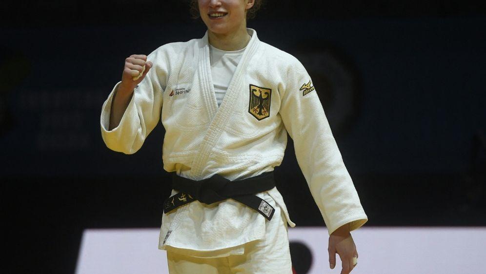 Theresa Stoll erreichte in Kasan den dritten Platz - Bildquelle: AFPSIDMICHAL CIZEK