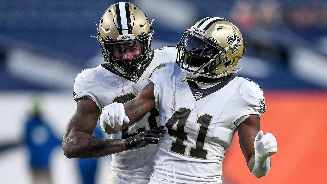 New Orleans Saints - Bildquelle: imago images/Icon SMI