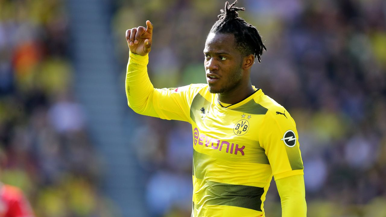 Michy Batshuayi (Crystal Palace) - Bildquelle: 2018 Getty Images