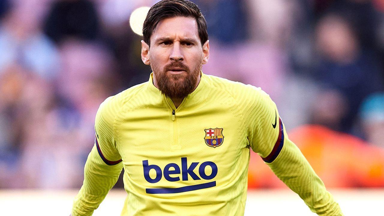 Lionel Messi - Bildquelle: 2020 Getty Images