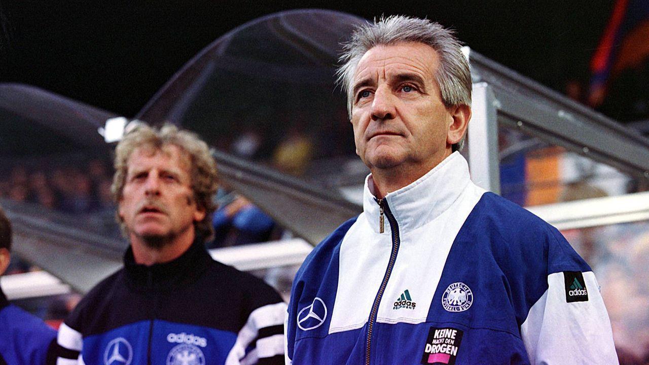 Trainer: Hannes Löhr - Bildquelle: imago sportfotodienst