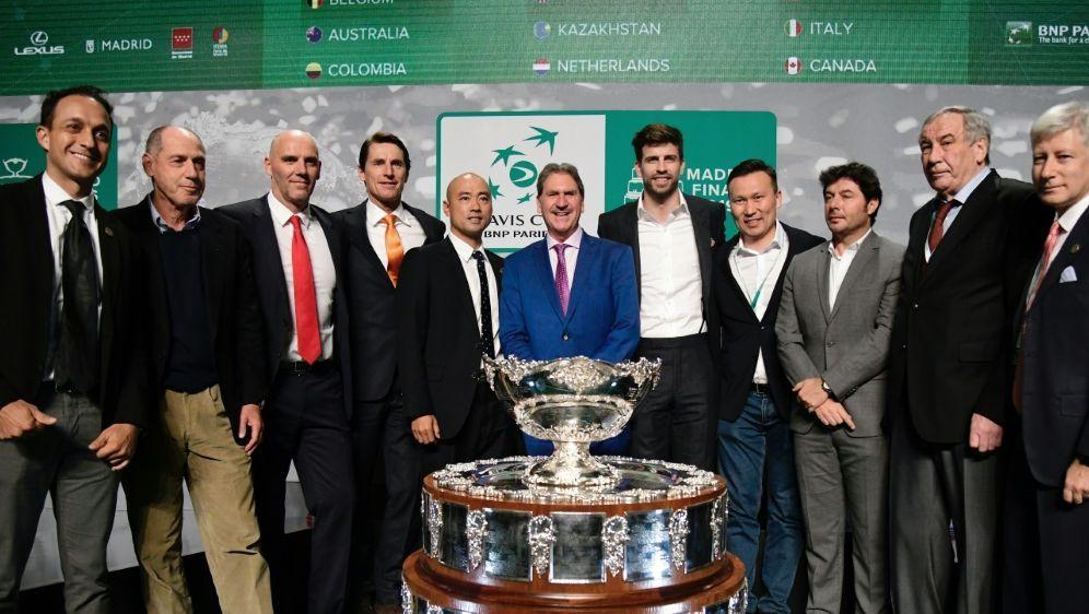 Die ITF reformiert den Davis Cup grundlegend - Bildquelle: AFPSIDJAVIER SORIANO