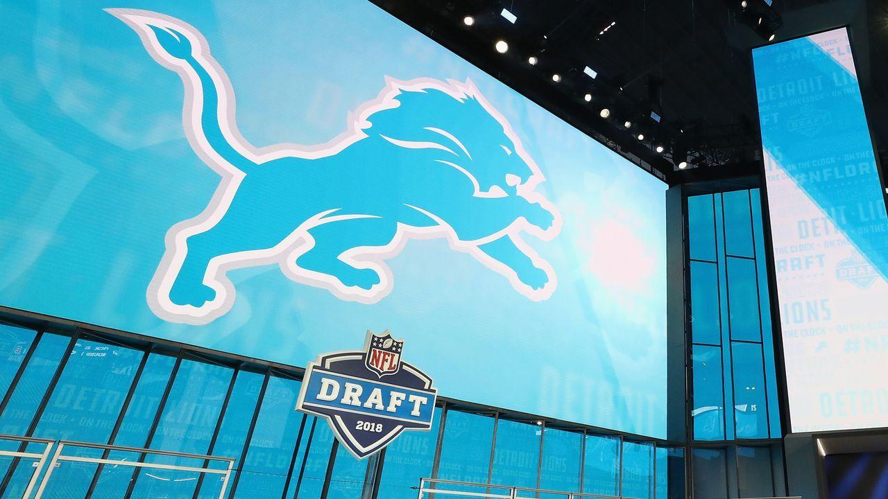 Detroit Lions - Bildquelle: 2018 Getty Images