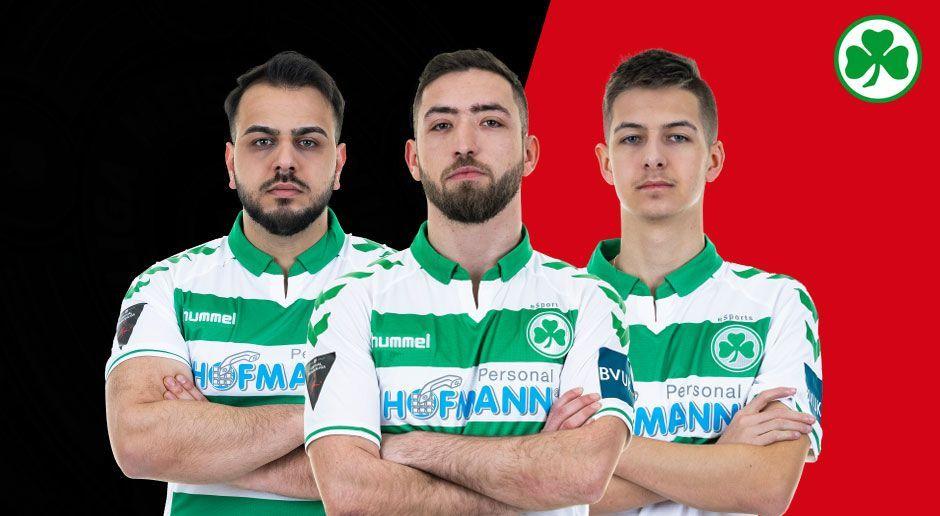 SpVgg Greuther Fürth - Bildquelle: DFL