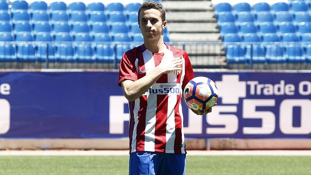 Diogo Jota (Atletico Madrid) - Bildquelle: imago/Alterphotos