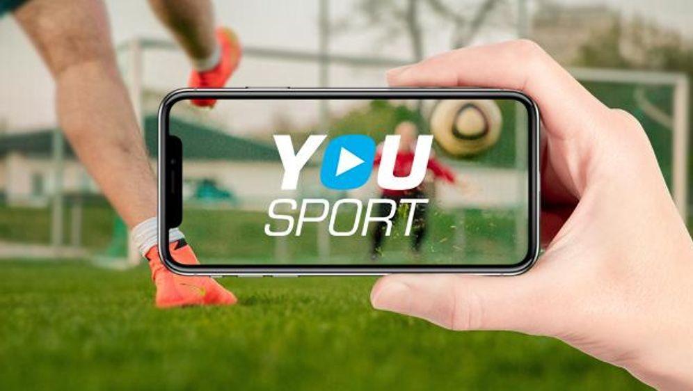 Stream dein Team ins Netz. - Bildquelle: YouSport