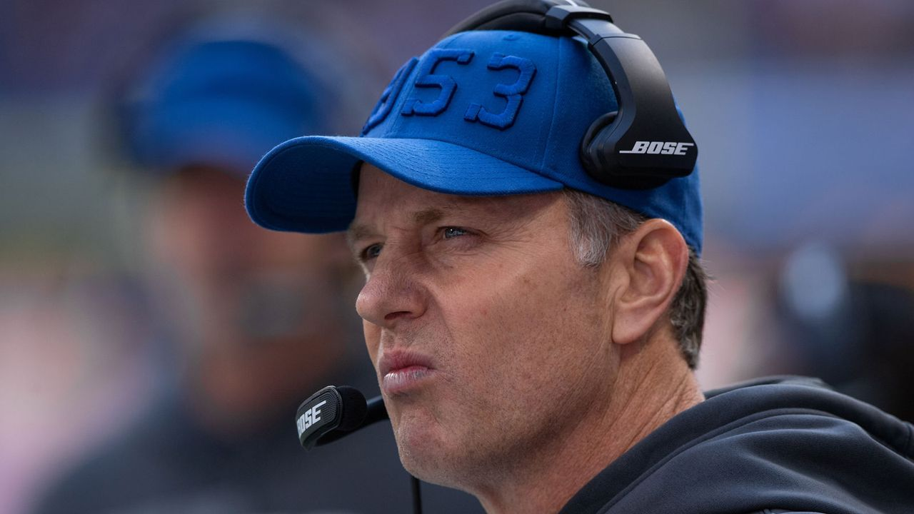 Matt Eberflus (Defensive Coordinator der Indianapolis Colts) - Bildquelle: imago
