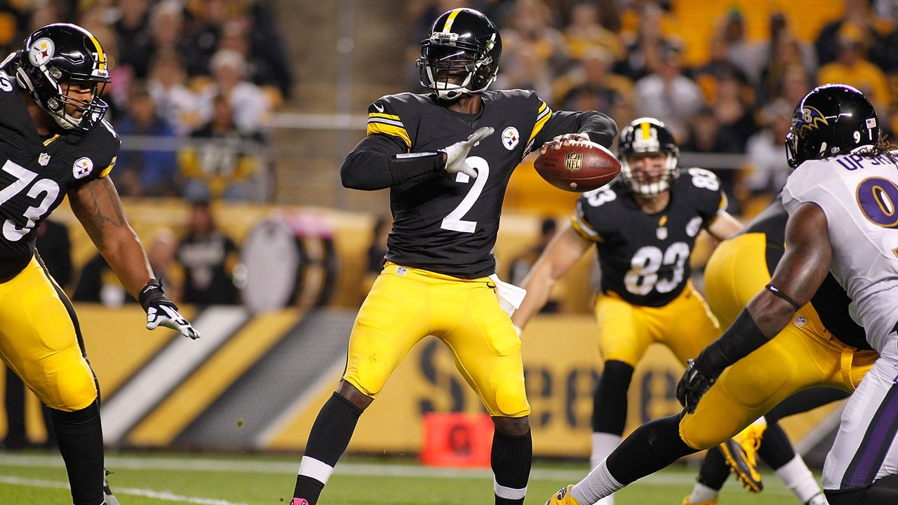 15. Duell: Steelers verlieren mit Michael Vick