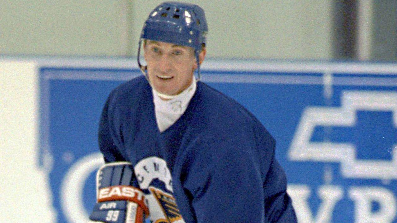 Wayne Gretzky - Bildquelle: imago sportfotodienst