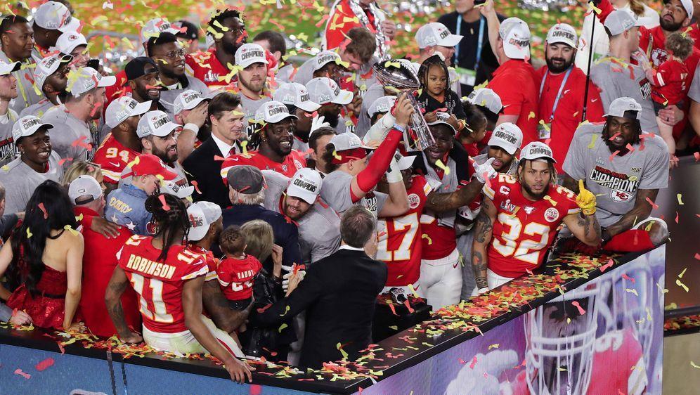 Der finanzielle Spielraum der Chiefs ist begrenzt. - Bildquelle: imago images/ZUMA Press