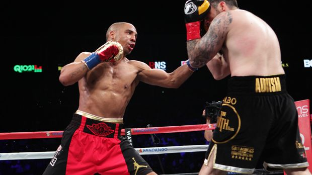 Andre Ward - Bildquelle: 2015 Getty Images